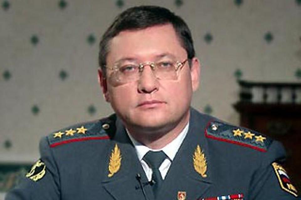Игорь Зубов стал замминистра МВД России