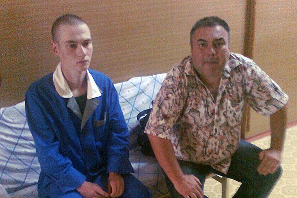 Родители Евгения Бекбулатова примчались из Кемеровской области в Самару спасать сына