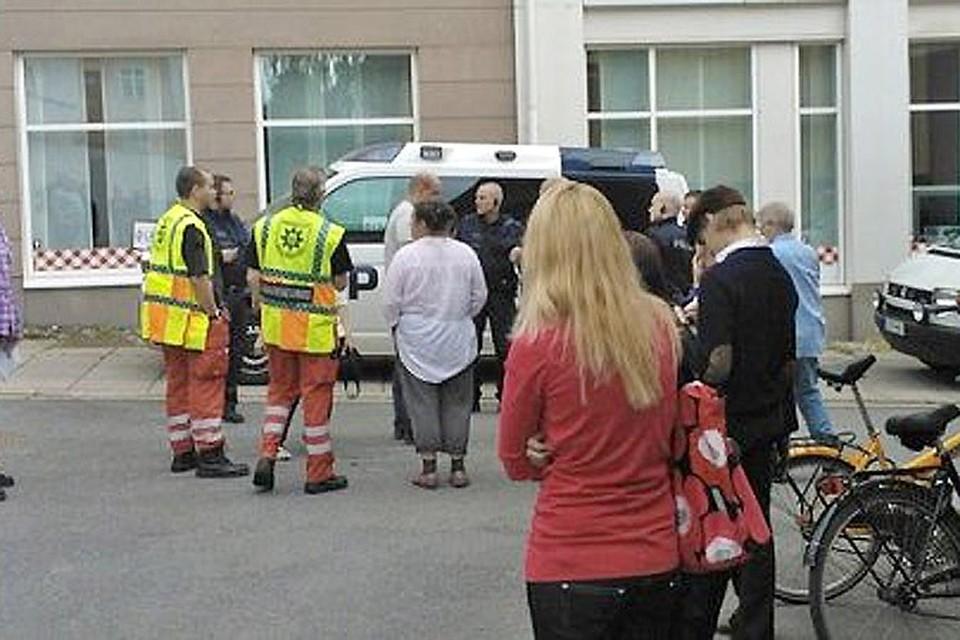 В Финляндии против участников мероприятия, посвященного сексуальным меньшинствам была предпринята газовая атака