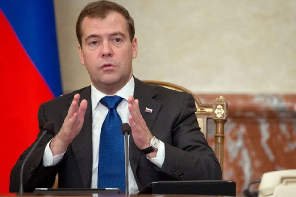 Премьер на заседании правительства 26 июля