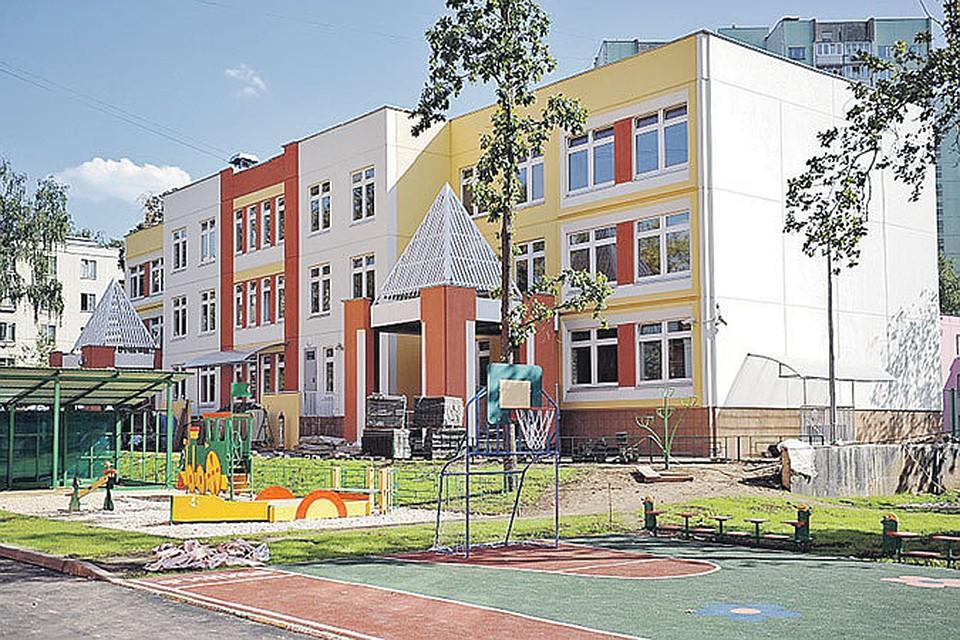 Каталог частных детских садов и яслей