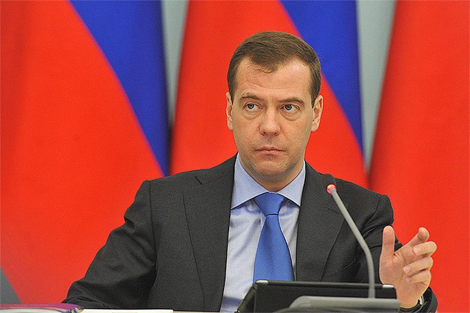 Дмитрий Медведев провел совещание по состоянию дел в космической отрасли