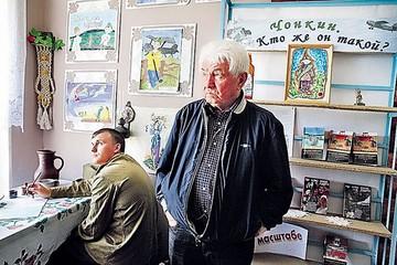 Владимир Войнович: «Жить хочу только в России, хоть у нас люди хмурые»