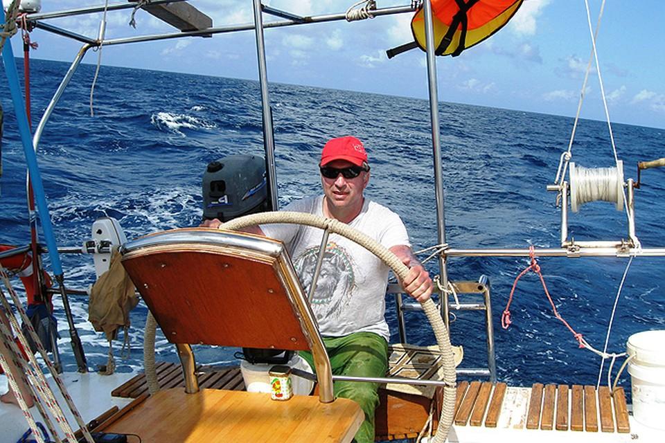 Planida – Большую часть кругосветки Владимиру Лысенко пришлось провести в океане – в качестве члена экипажа яхты или матроса на грузовом судне.