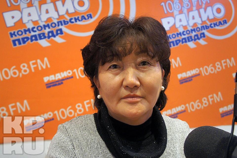 Дэлэгням Нямаа, советник Губернатора Ховдского аймака в Монголии