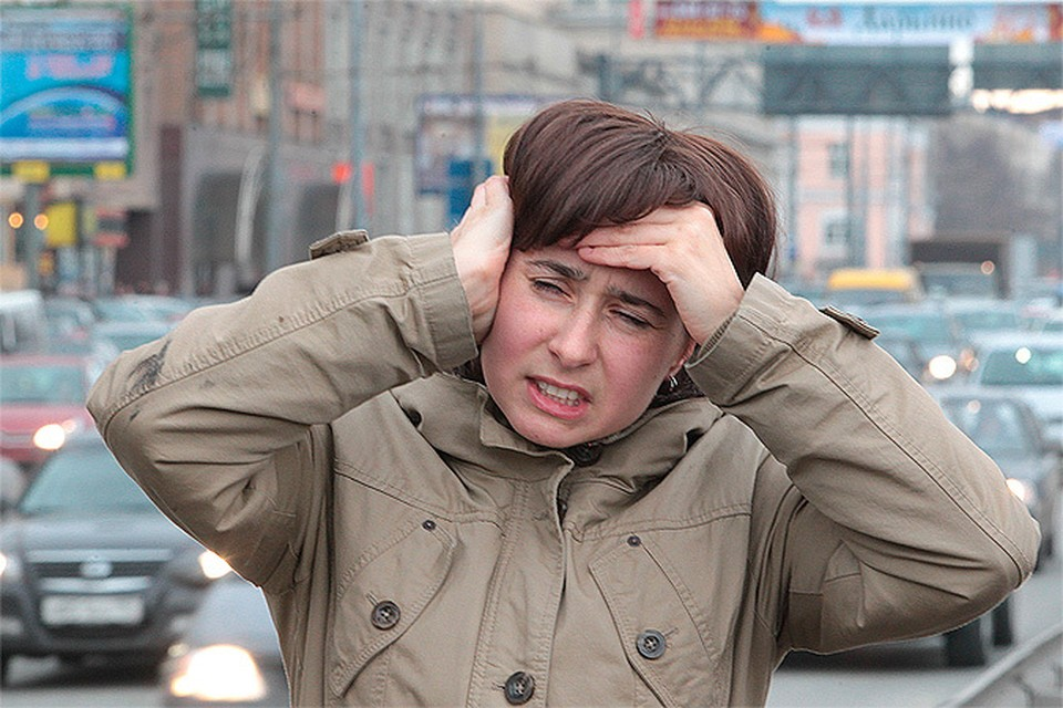 Завтра на Москву обрушится холод и рекордно низкое давление
