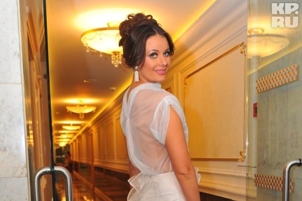 Оксана Федорова в честь своего дня рождения устроила благотворительный вечер в Кремлевском дворце.