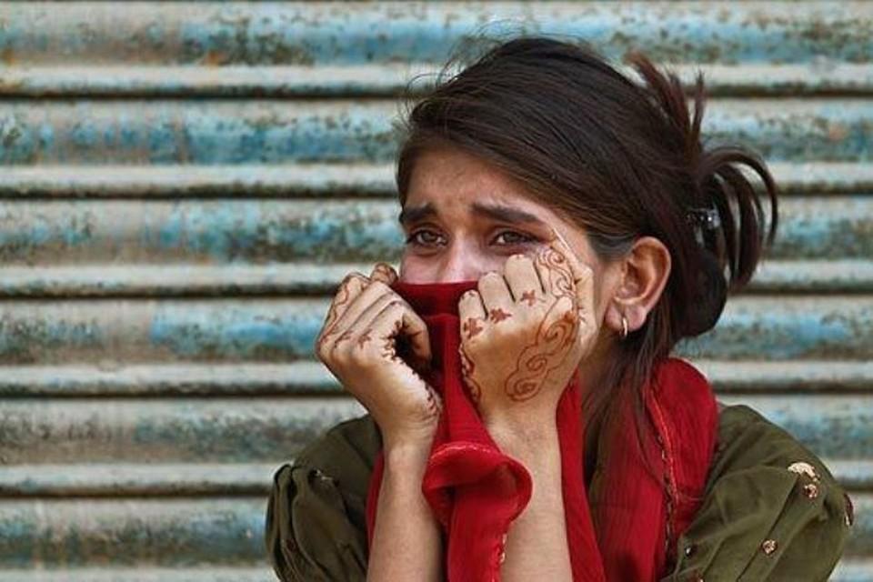 Женщины в Индии часто подвергаются насилию
