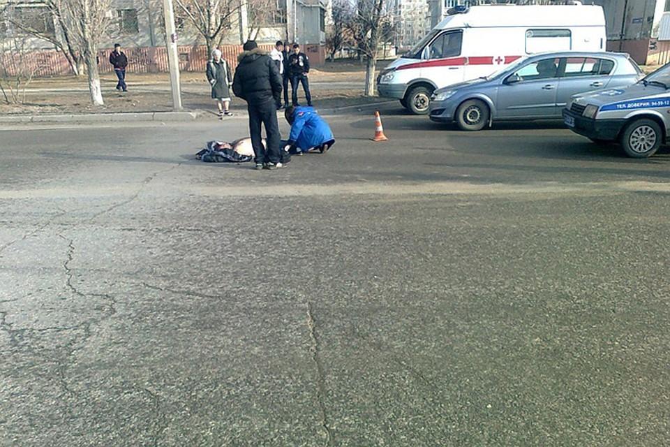 Смерть королева волгоград кировский район