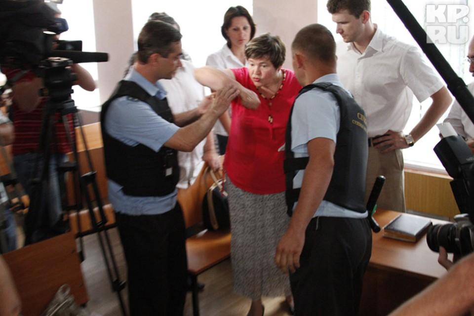 Надежда Цапок села в ШИЗО, потому что поддерживала свою красоту