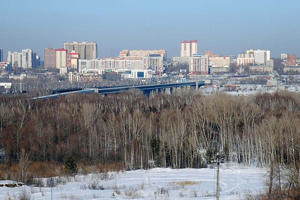 Новосибирск занял 52-ое место в экологическом рейтинге среди регионов России.