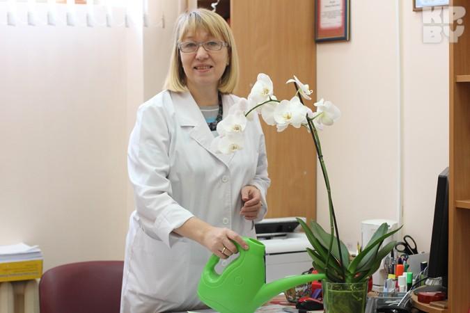 - После рабочего дня восстановиться мне помогают живые цветы, - признается Татьяна Вячеславовна.