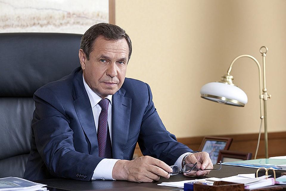 городецкий владимир филиппович отставка 2016 банкротство