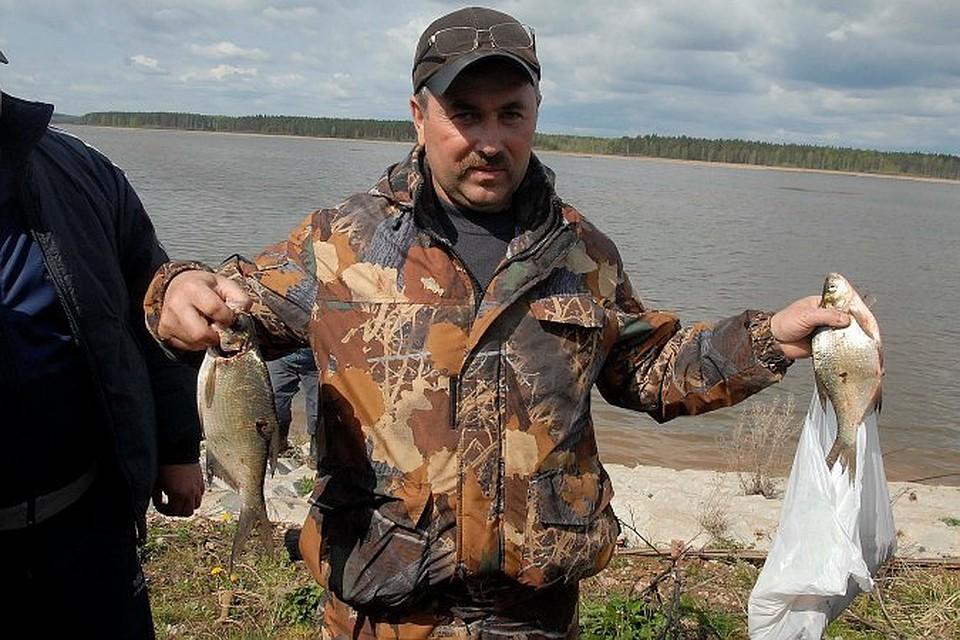 куда поехать на рыбалку пермский край