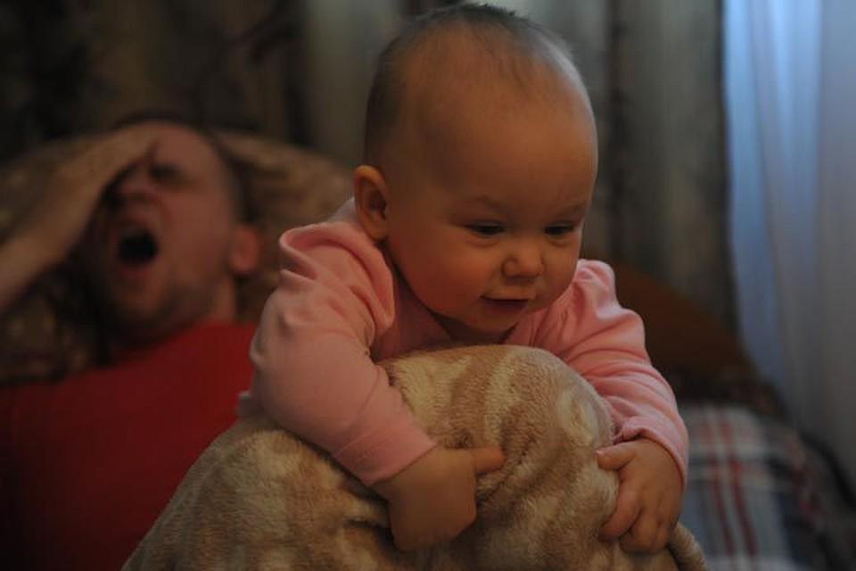 Папа предложил дочке сделать приятное она сказала да