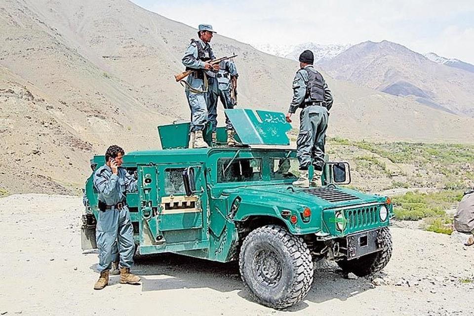 Американцы обучили и вооружили афганскую армию, но сможет ли она противостоять Талибану после выхода международной коалиции?