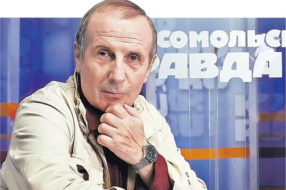 Михаил Иосифович отмечает юбилей - 65 лет. Поздравляем!