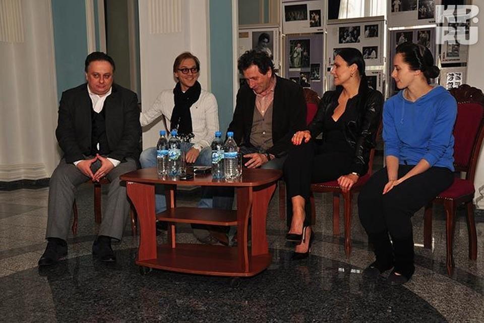 Вахтанговцы пообещали вернуться в Омск летом следующего года