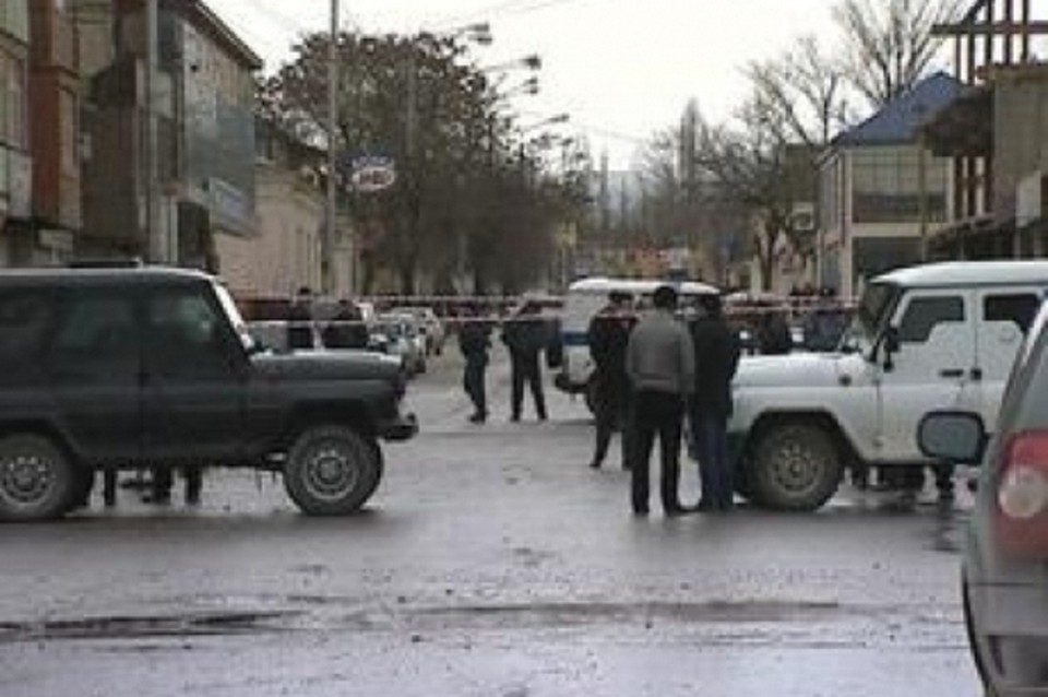 В результате теракта пострадали более 10 человек