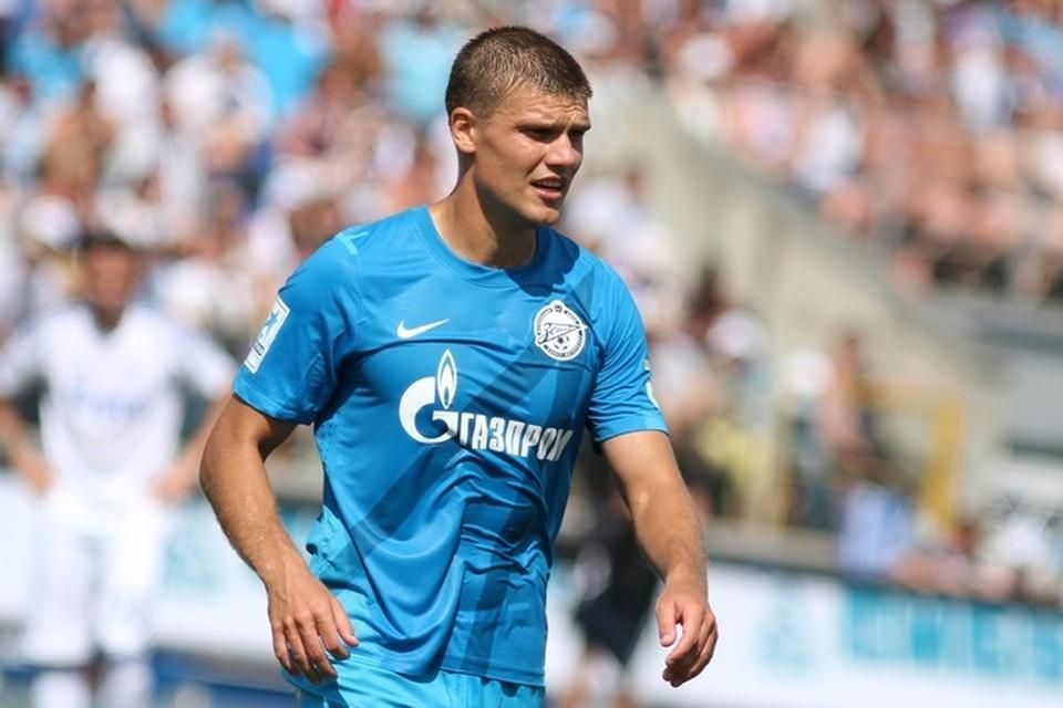 """Денисов - символ """"Зенита"""", но в следующем сезоне в Петербург может приехать в футболке """"Анжи"""""""