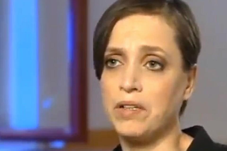 Немецкая актриса Анна Тальбах