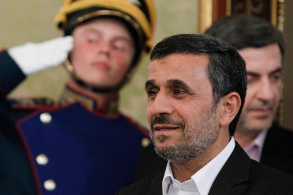 Наш колумнист побывал на встрече иранского лидера с русскими друзьями в московской гостинице «Президент»
