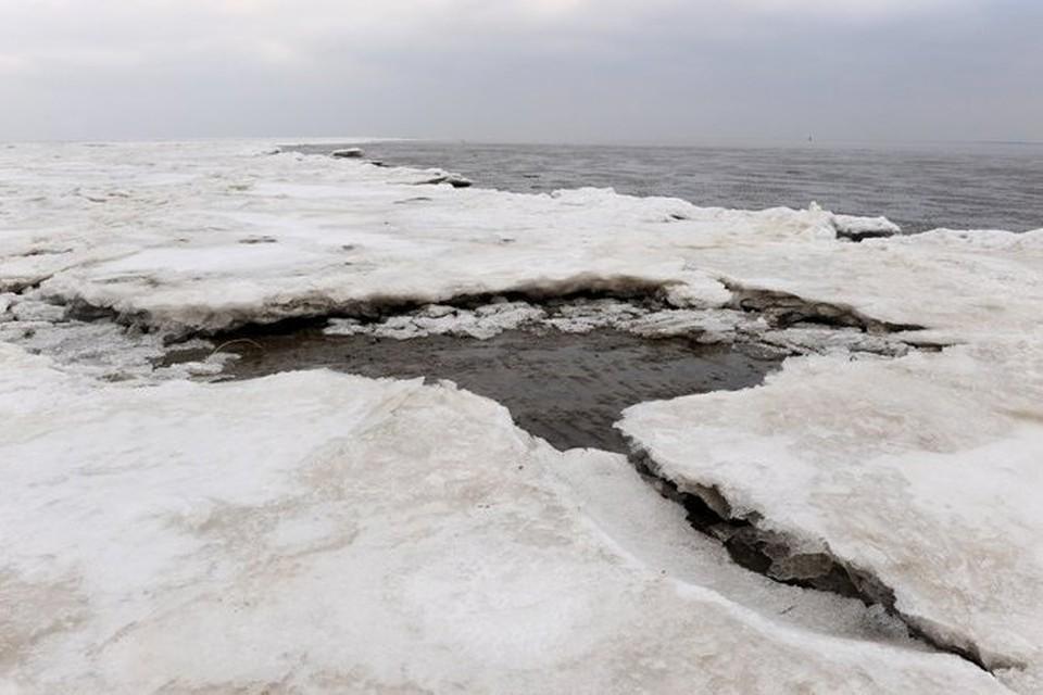 В последнее десятилетие таяние льда резко усилилось