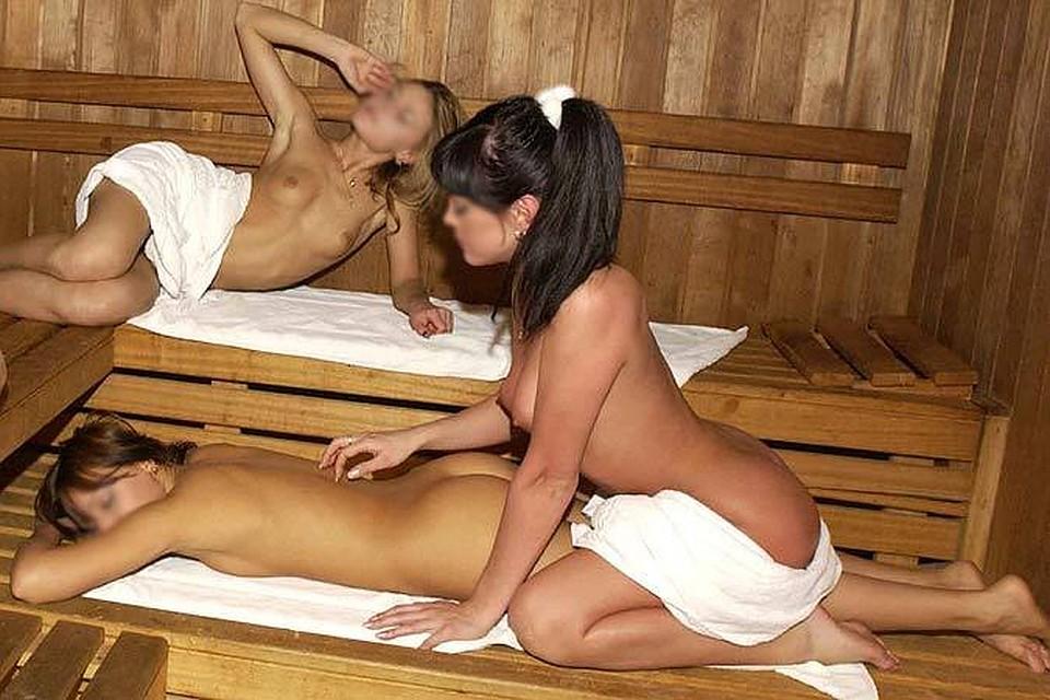 Зачем проститутка в сауне — img 12