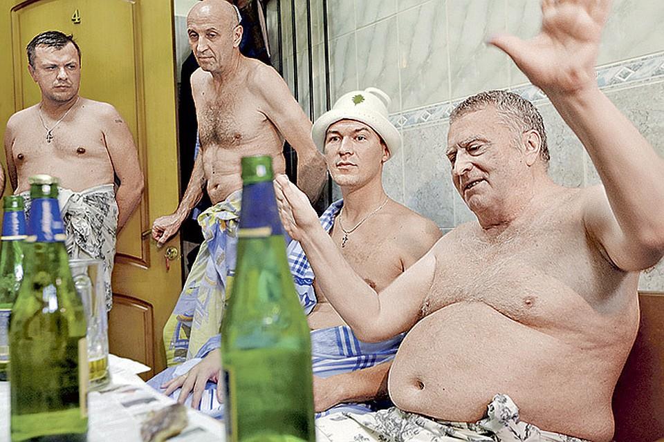 голая русская теща фото