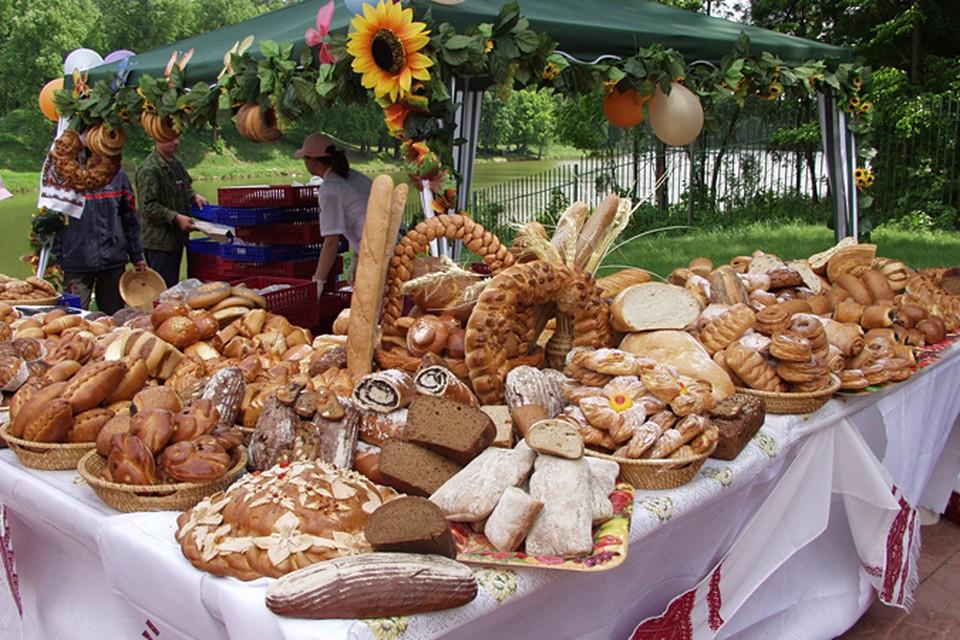 В эту субботу в столице проходит Фестиваль московского калача