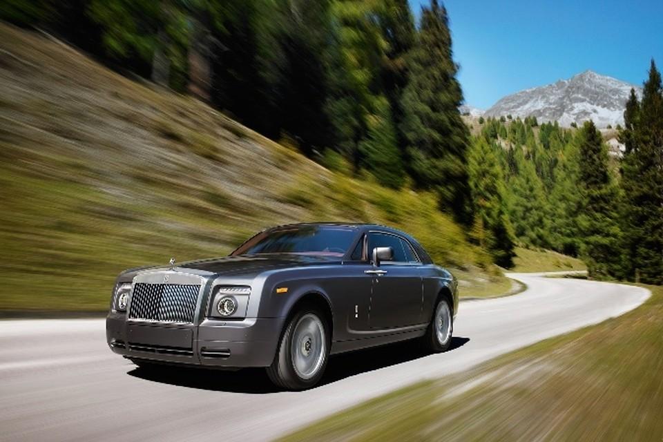 Самые дорогие автомобили «Rolls-Royce»