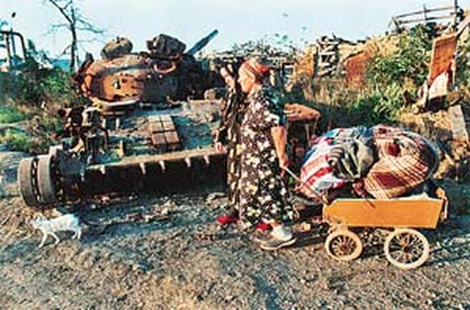 Сколько русских бежало из Чечни, точно не знает никто.