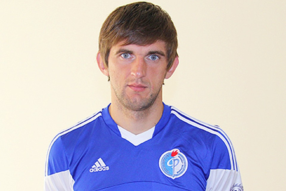 Александр Антипенко после вынужденного перерыва показал, что забивать не разучился.