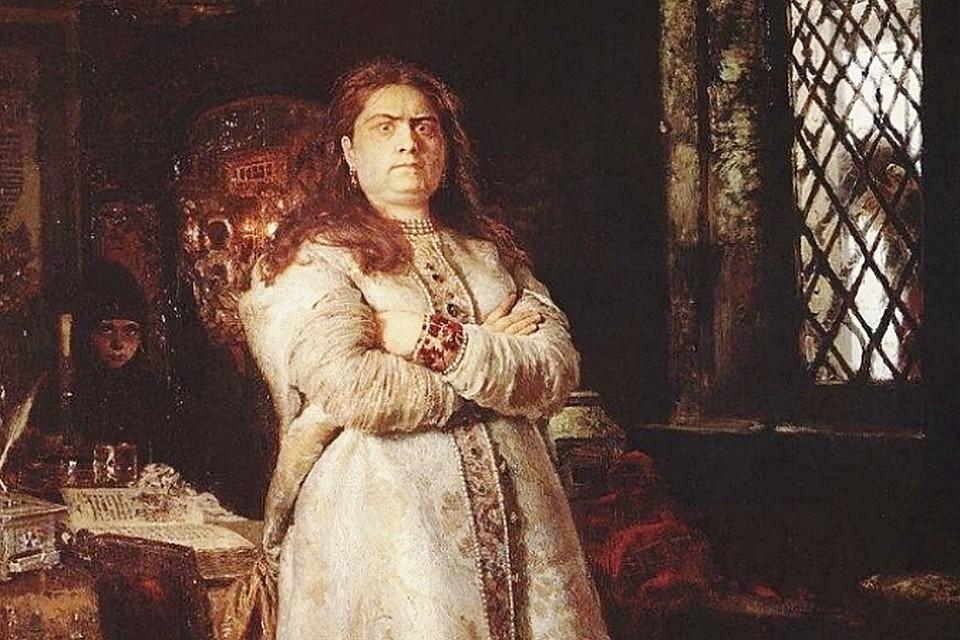 Царевна софья и ее правление доклад 5639