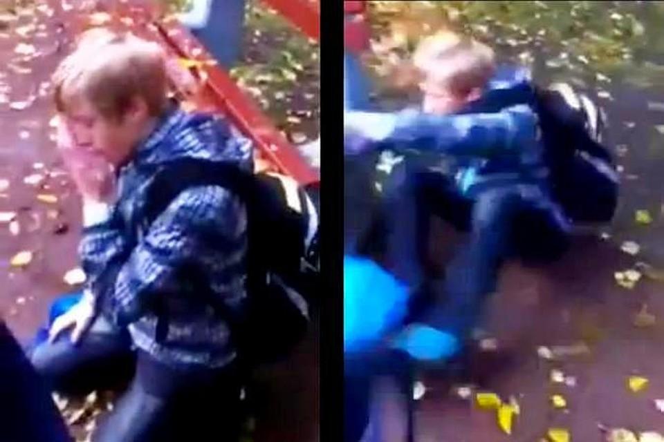 принудили делать куни русского мальчика
