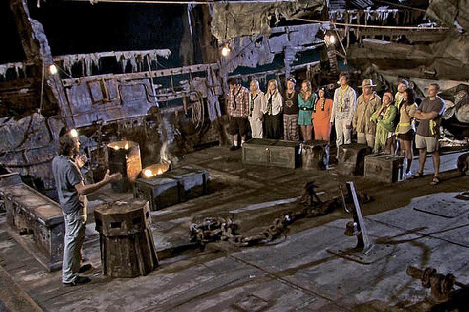 В шоу «Остров» примут участие 22 знаменитости. Но имя героя робинзонады мы узнаем не раньше чем через пару месяцев.