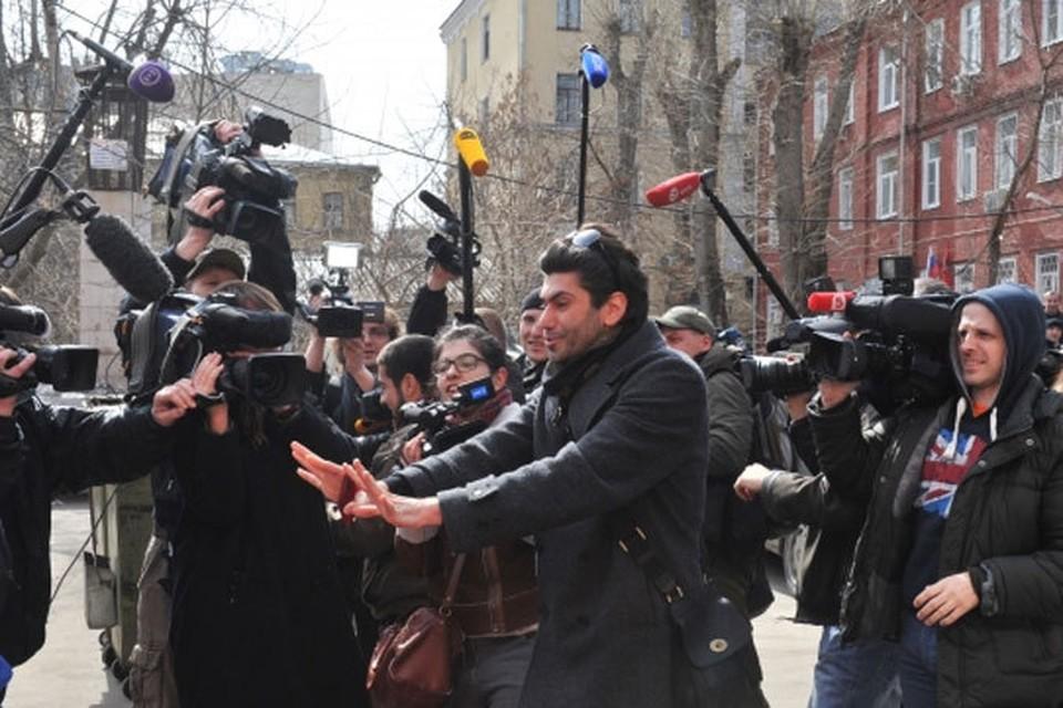 Николай Цискаридзе не хочет общаться со СМИ.