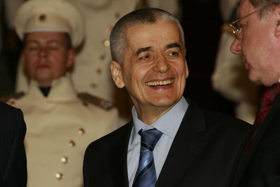 Геннадий Онищенко назначен помощником премьер-министра России.