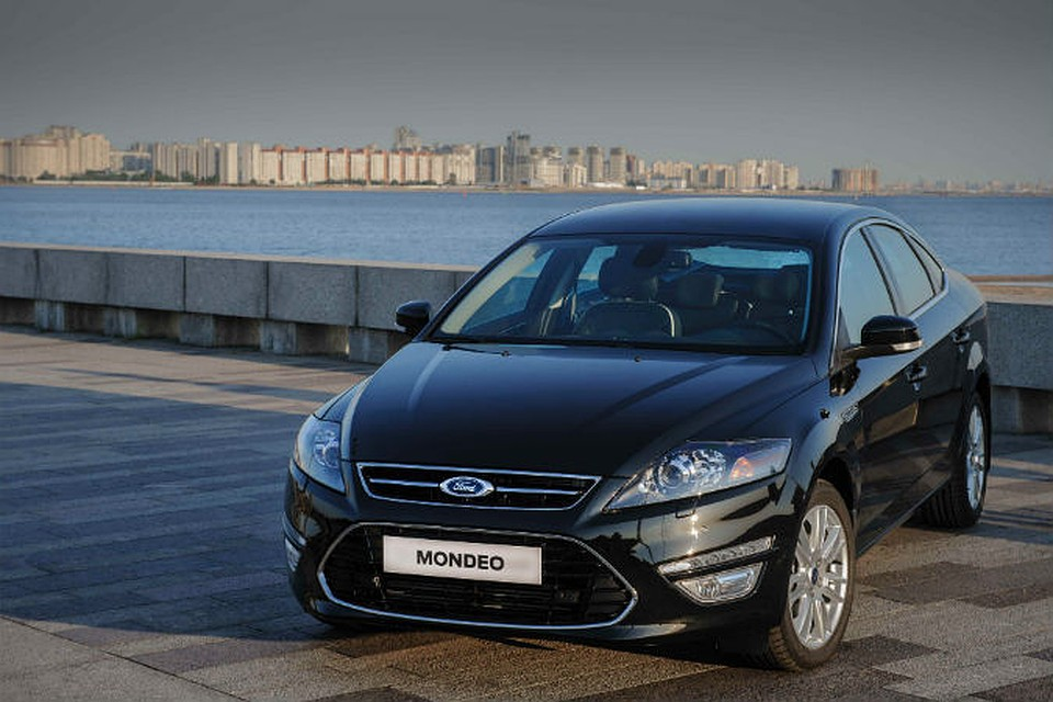 Ford Mondeo 20 ANNIVERSARY | DRIVE2