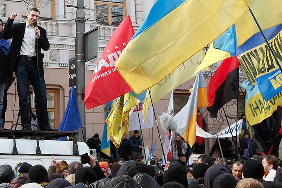 Новость о переговорах Януковича и Путина не значилась в планах украинской оппозиции.