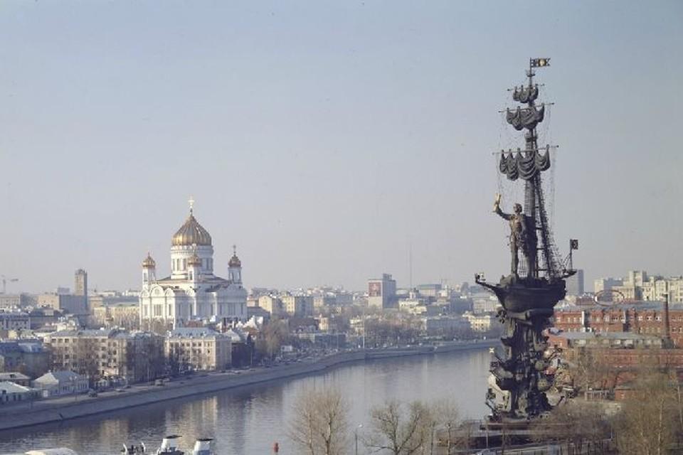 Петр Великий в исполнении Зураба Константиновича не понравился 40% москвичам.