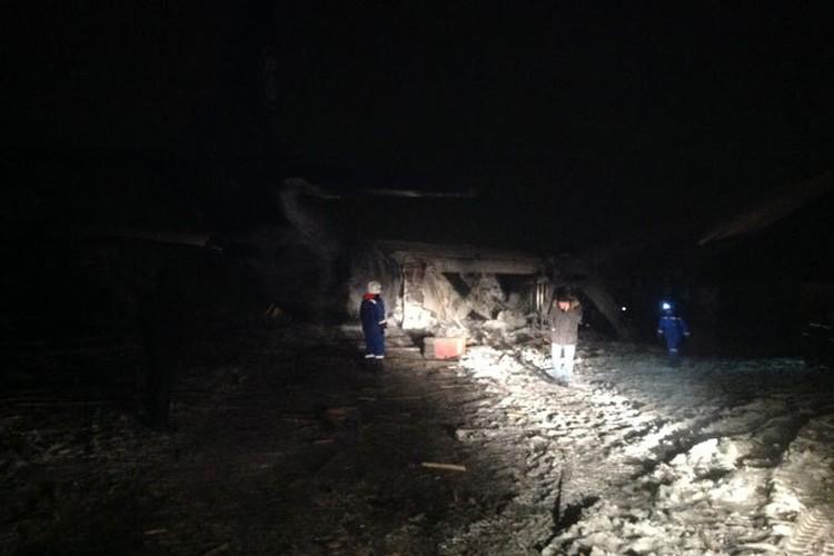 Транспортный самолет Ан-12 иркутского авиазавода, летевший из Новосибирска, разбился под Иркутском.