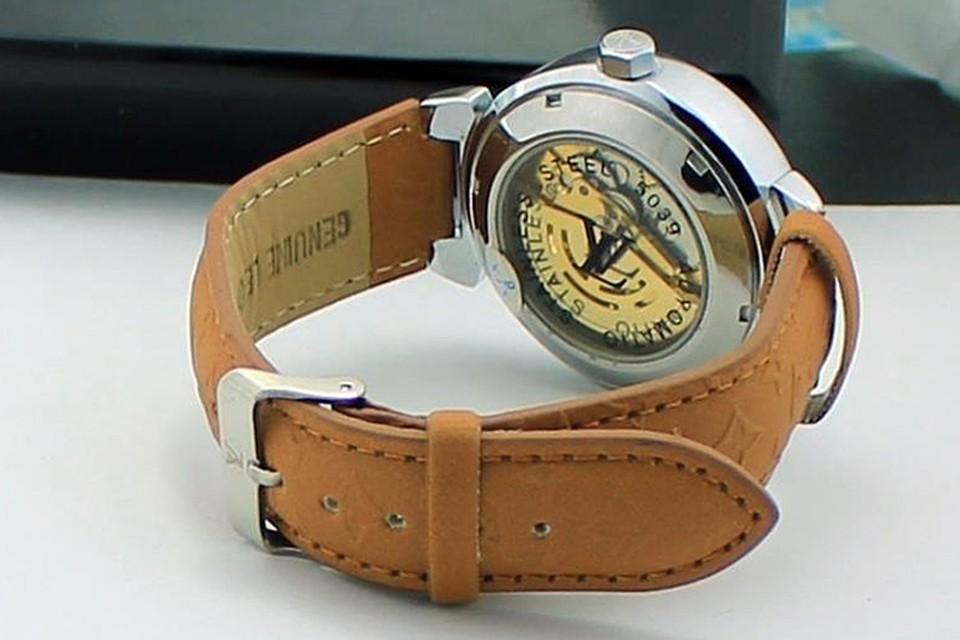 Женские часы Louis Vuitton, копии женских часов Louis
