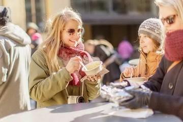 Завтрак, обед и ужин туриста: Фестиваль уличной еды в Хельсинки
