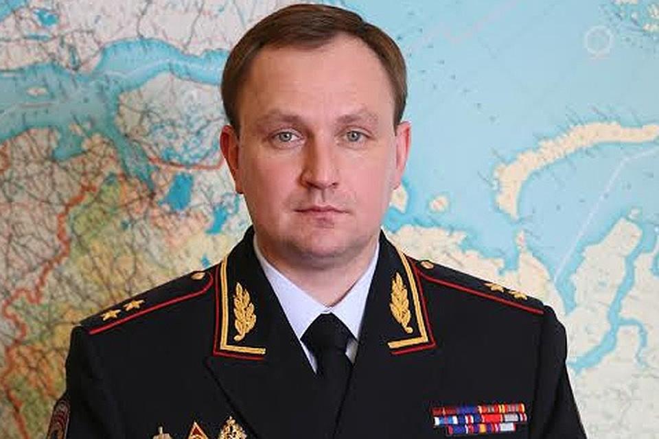Начальник главного управления экономической безопасности и противодействия коррупции МВД РФ Денис Сугробов.