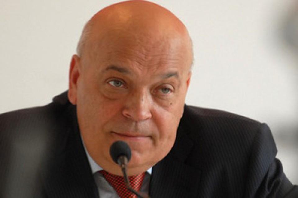 Народный депутат Украины от фракции «Батькивщина» Геннадий Москаль