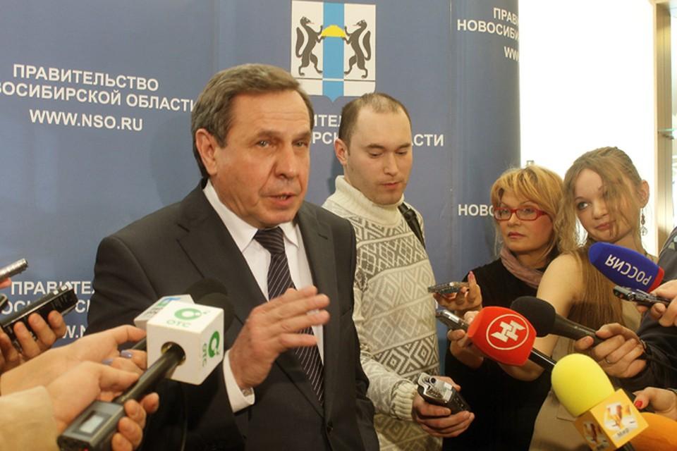 Выполнять обязанности главы региона Владимир Городецкий будет до сентября.