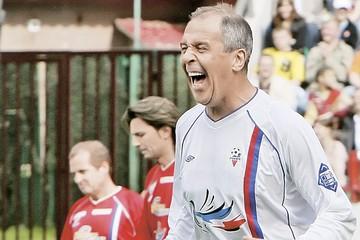 Сергей Лавров отметил день рождения