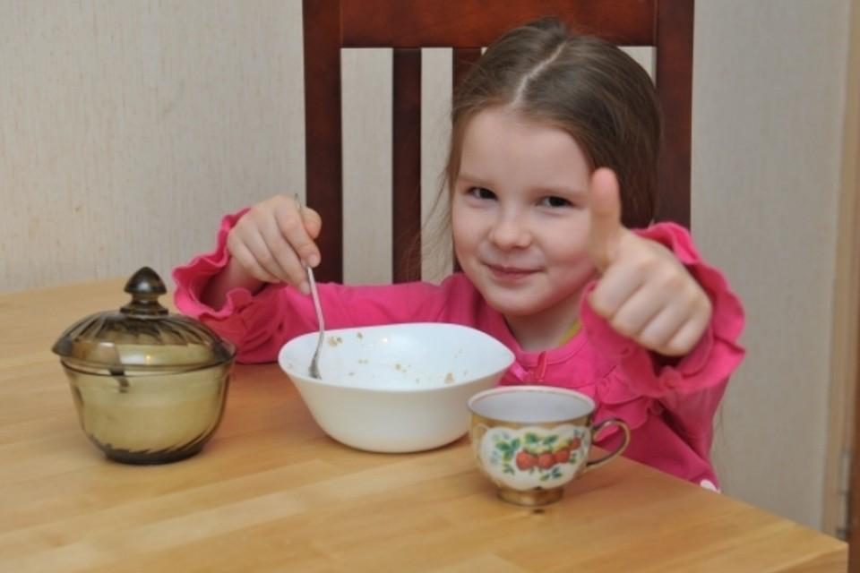 Завтрак - залог здоровья и хорошего настроения