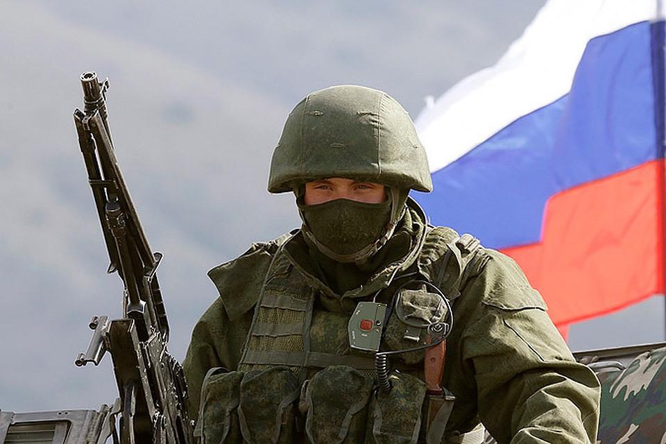 Российские военные уйдут с Донбасса